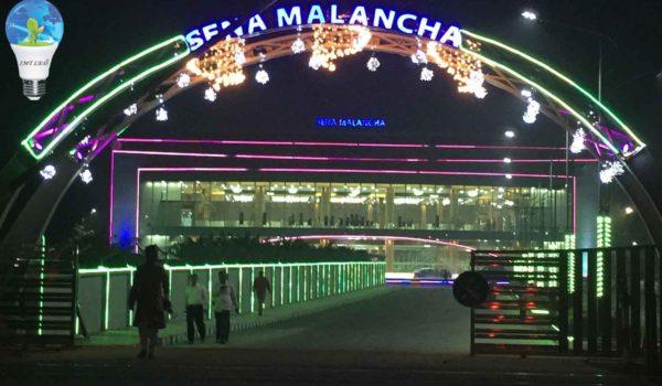 IMT LED Sena Malancha, Dhaka, Chandeliers-1