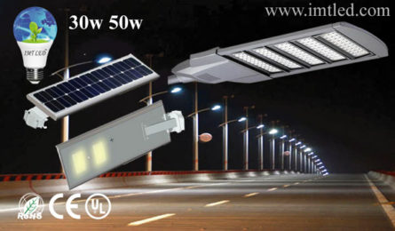 IMT LED Solar Street Lights
